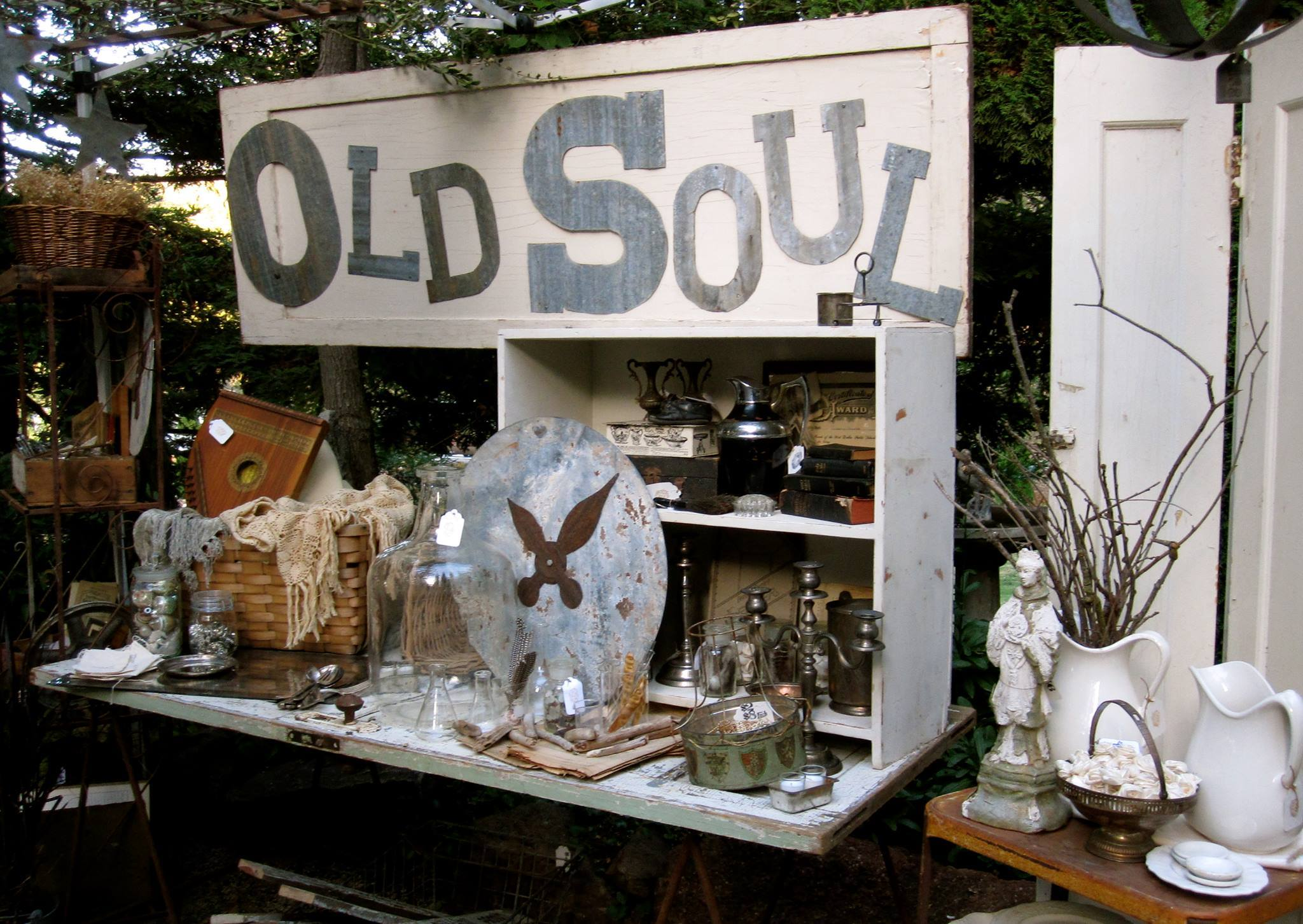 Soul Food Farm Vintage Market