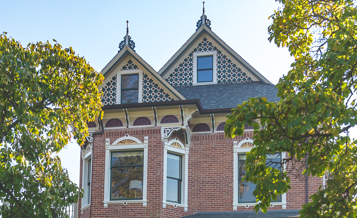Downtown Vacaville - Buck Mansion