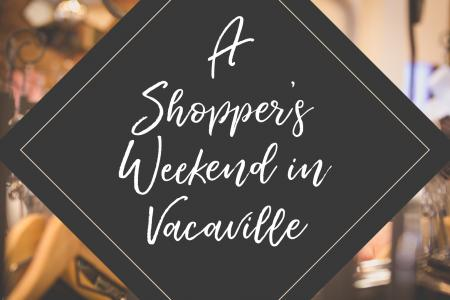 Shopper27s weekend