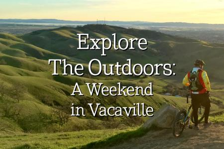 Outdoors weekend