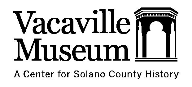 Vacaville Museum Logo
