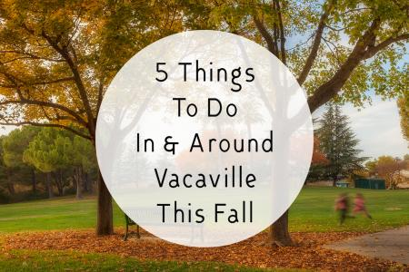 Fall in vacaville