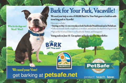 Bark for your park vacaville