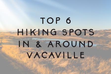 Top 6 hiking spots