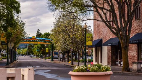 Vacaville Outlets Map >> Shopping In Downtown Vacaville Ca Visit Vacaville