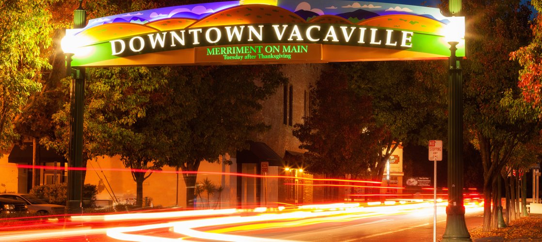 Visit Vacaville