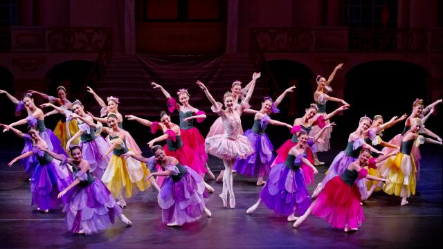 The Vacaville Ballet Company dazzles.