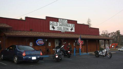 Judy's Wild Wrangler Saloon